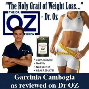 Dr. Oz Weight Loss Advice