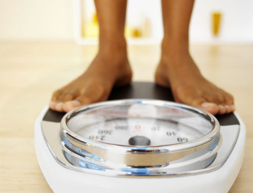 Small Weight Loss Brings Big Health Benefits