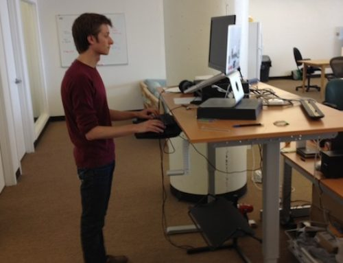Is a Standing Desk the Answer?