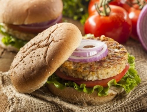 Vegan Diet Healthy Burgers