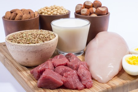 leading a healthy lifestyle protein needs