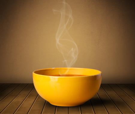 Mediterranean diet soup