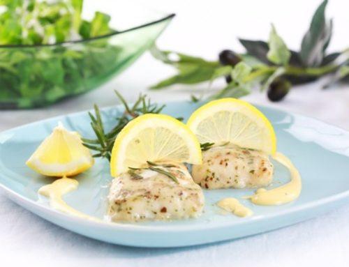 Healthy Diet Foods Include Fish