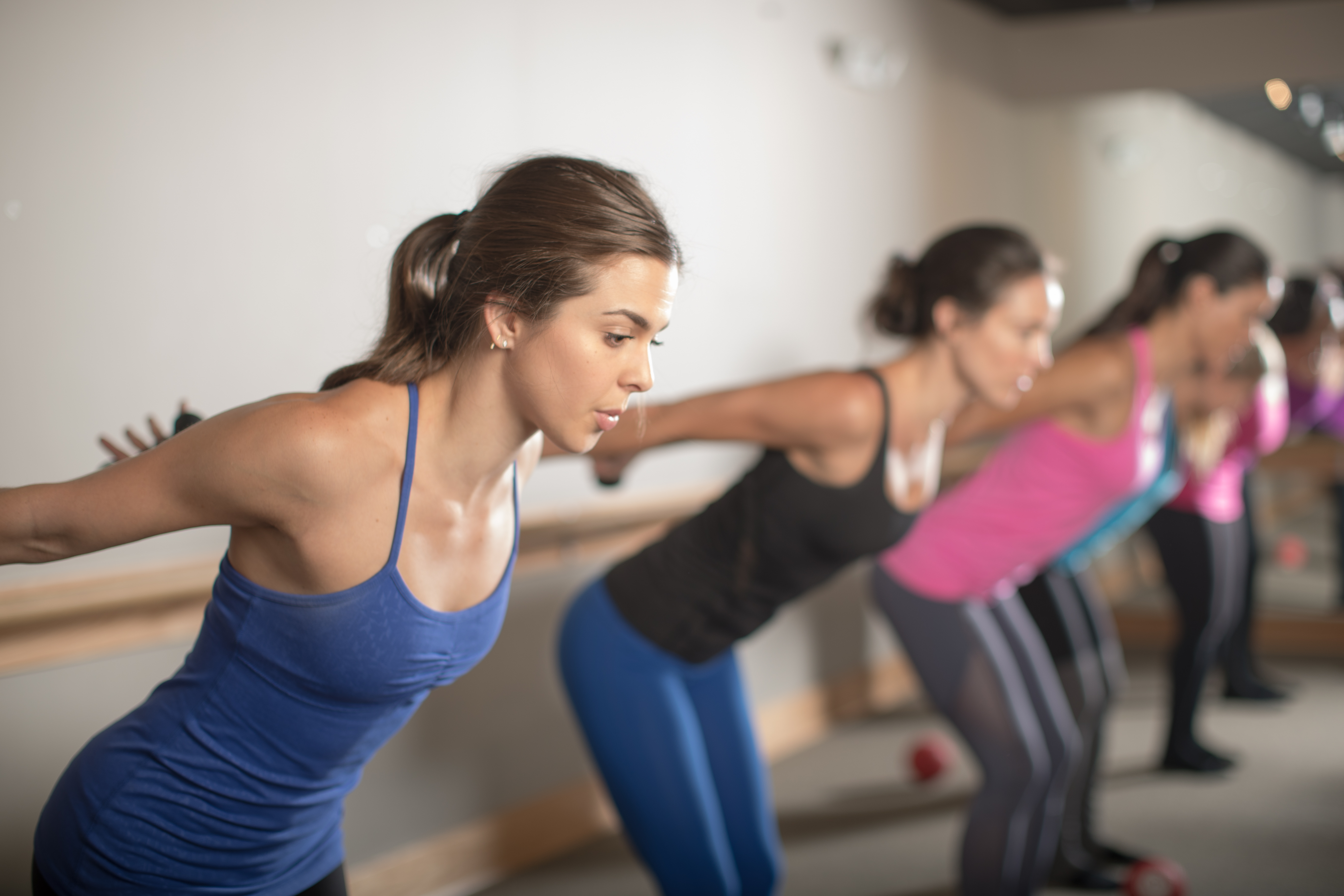 health & wellness trendsetters Pure Barre