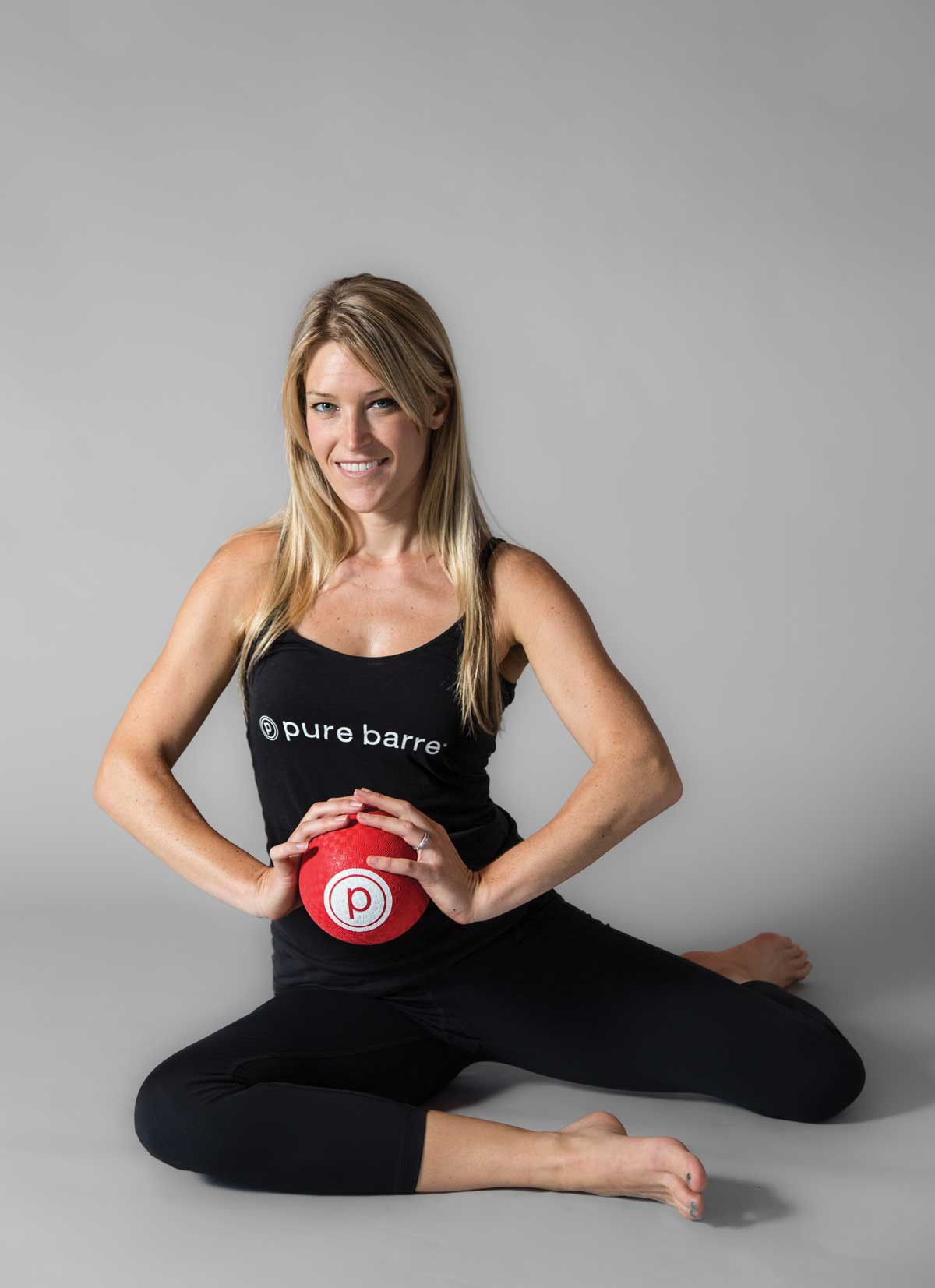 health & wellness Monica Pommier, Pure Barre
