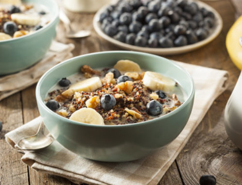 Weight Loss Starts with a Healthy Breakfast