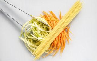 healthy meal plans spiralized vegetables