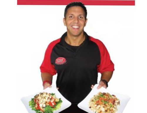 Health & Wellness Trendsetter Muscle Maker Grill