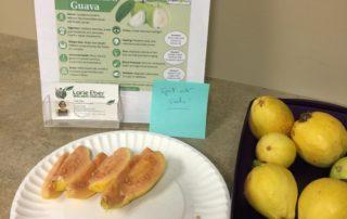 diets for diabetics guavas
