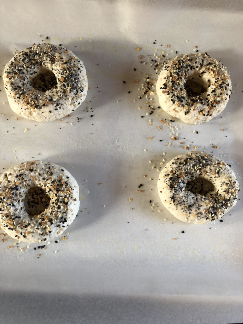 homemade healthy weight loss bagels