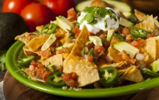 new weight loss programs recipe for healthier nachos
