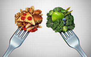 healthy diet programs reduce cravings