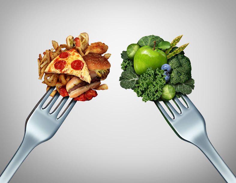 healthy diet programs reduce cravings