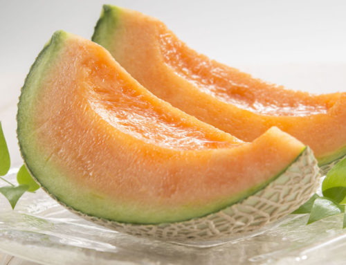 A Healthy Diet Embraces Fruits Like Cantaloupe