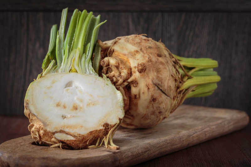dd celery root salad to your diet planner