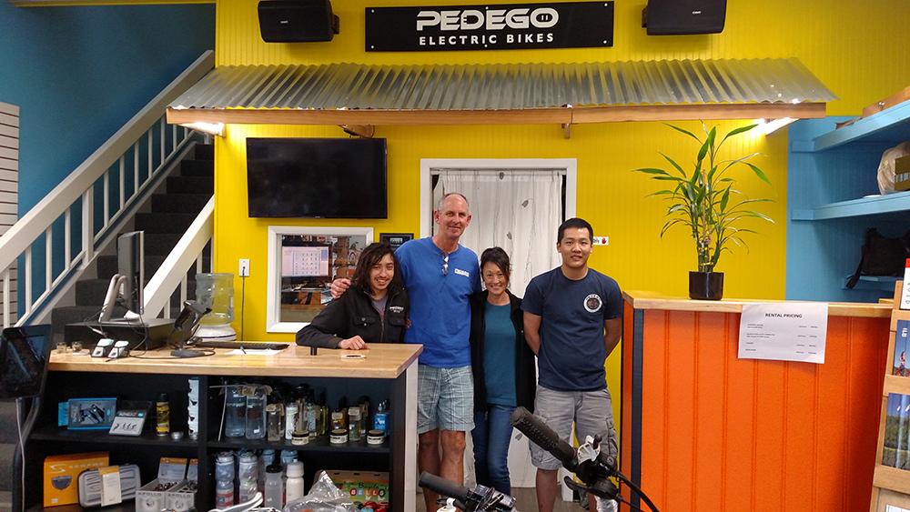 health & wellness Pedego Irvine