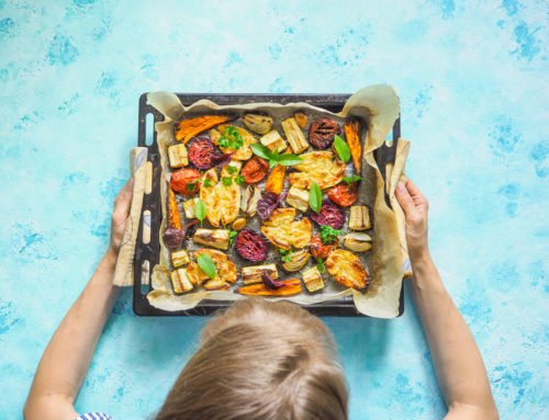 Holistic Nutritionists Recommend Sheet-Pan Dinners