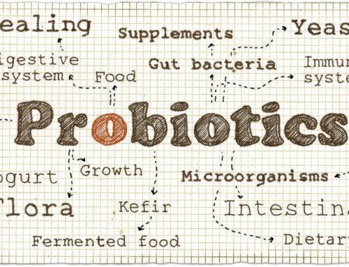 Does a Healthy Diet Mean Probiotics?