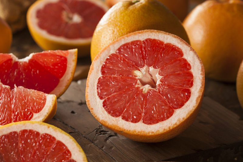 weight loss and grapefruit