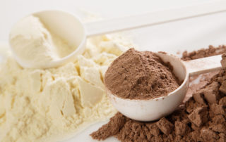 exercise programs for weight loss and protein powders