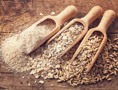 Diet for High Cholesterol Includes Oat Bran