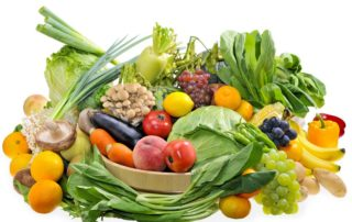 dieting with low calorie vegetables