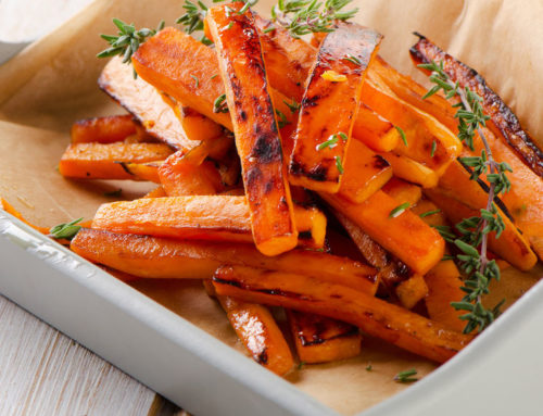Healthy Nutrition and Sweet Potatoes