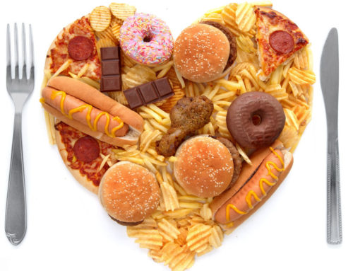 Unhealthy Diets Rely on Processed Foods