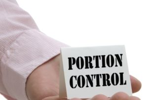 nutrition coaching for portion control