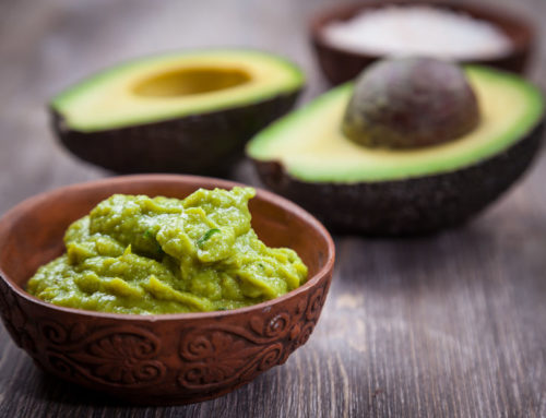 Weight Control with Healthy Guacamole