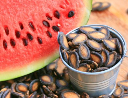 Latest Superfood: Watermelon Seeds