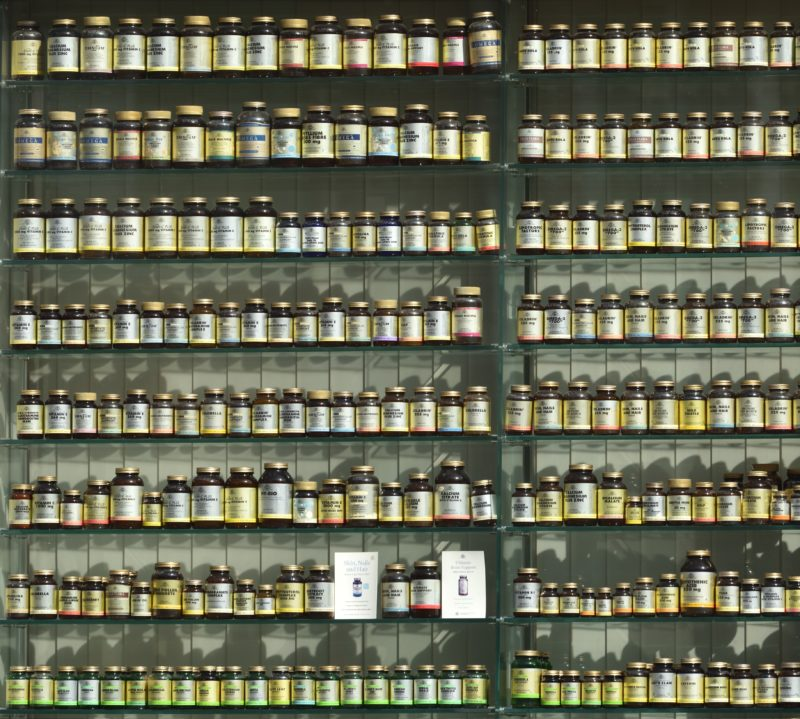 nutrition from food not supplements